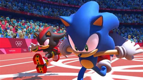 sonic   olympic games lets  save tokyo  clearing