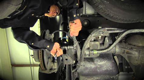 convert gm suv electronic autoride suspension   arnott