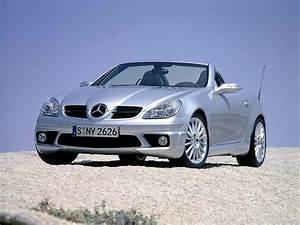 Mercedes 55 Amg : 2004 mercedes benz slk 55 amg review ~ Medecine-chirurgie-esthetiques.com Avis de Voitures