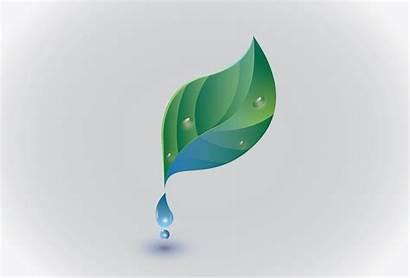 Water Leaf Drop Bottle Tutorial Flow Behance
