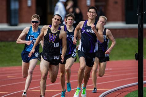 Mens Track and Field Competes at Home Spring Fling Meet ...