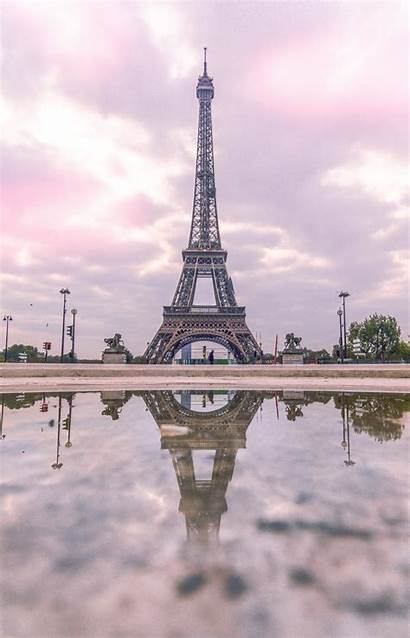 Eiffel Tower Gustave Reflection Designed
