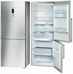 Meilleur Réfrigérateur Combiné 2017 : r frig rateur cong lateur combin nofrost avec afficheur r f bosch kgn56vi30u ~ Melissatoandfro.com Idées de Décoration