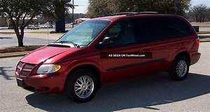 2003 Dodge Grand Caravan Sport Inside And Out Runs And Drives