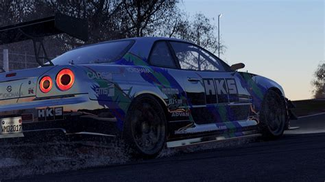 Project Cars 2 Nissan Previews And A Fast Mitsubishi