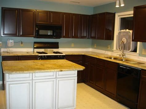 how do i refinish kitchen cabinets oak cabinets painted brown with glaze grain effect
