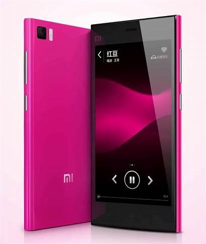 Pink Smartphones Mi3 Xiaomi Specs
