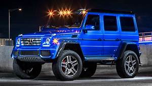 2017 Mercedes-Benz G-Class 4x4² (US) - Wallpapers and HD