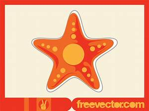 Starfish Vector Design | www.pixshark.com - Images ...