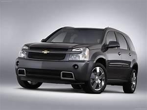 Chevrolet Equinox 2005 Black - image #1
