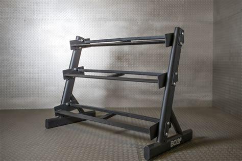 bolt  tier dumbbell rack   inches shelves bolt fitness supply llc
