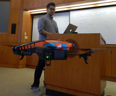 school drone lab reimagines drones possibilities uc berkeley school  information