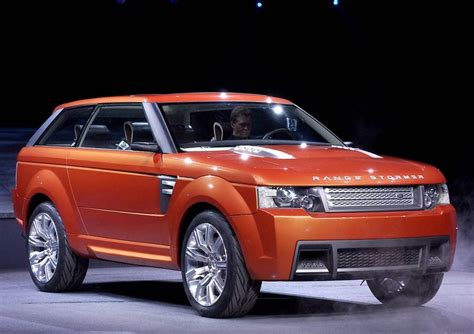 2004 land rover range stormer review top speed