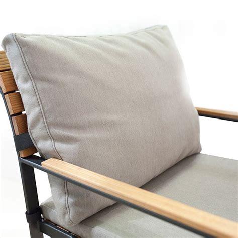 coussin de chaise avec dossier coussin de dossier pour chaise avec accoudoirs garden