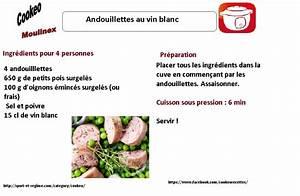 Recette Tripes Au Vin Blanc : fiche recette cookeo andouillettes au vin blanc recettes faciles rapides au cookeo et autres ~ Melissatoandfro.com Idées de Décoration