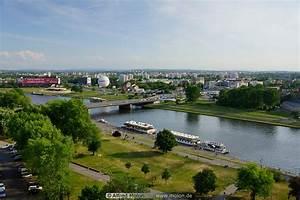 Vistula river picture. Around the Vistula River, Krakow ...