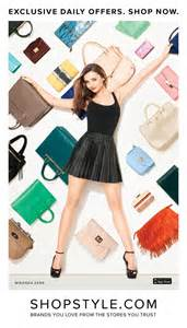 Style X Shop by Miranda Kerr For Shopstyle Caign By Terry Richardson