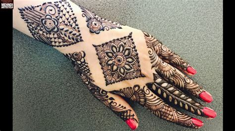howto do modern s bridal mehndi mehndi design 2017 stylish henna mehendi