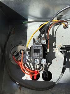 Rheem Contactor Wiring Diagram