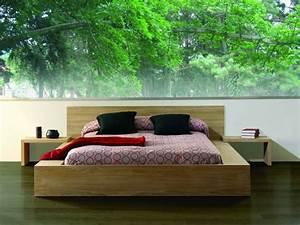 Lit 2 Personnes Avec Tiroir : lit 2 places avec tiroirs en bois brin d 39 ouest ~ Teatrodelosmanantiales.com Idées de Décoration