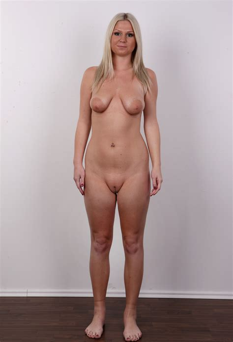 Casting In Gallery Standing Czech Casting Full