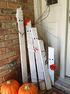 20, Halloween, Decorations, Crafted, From, Reclaimed, Wood