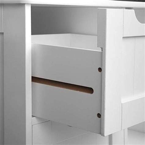 Commercial Bathroom Storage Cabinet by Buy Bathroom Tallboy Storage Cabinet White In