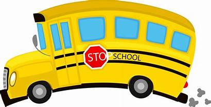 Bus Clip Drawing Clipart Transparent Cartoon Background