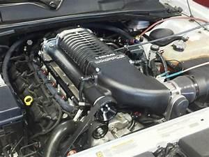 Whipple Supercharger Kit  Chrysler 300c 5 7l Hemi 2005