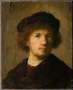 File:Rembrandt Harmensz. van Rijn - Selfportrait - Google ...