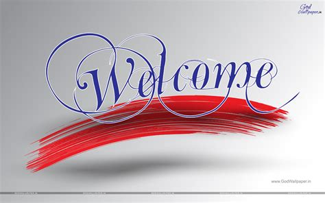 Welcome Name Wallpaper For Desktop
