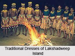 costumes of lakshadweep