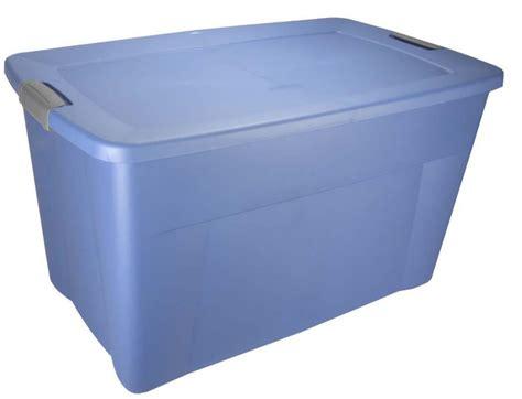 41 Plastic Storage With Lid, Ref