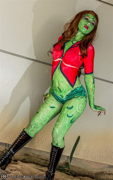 117 Best Images About Poison Ivy Cosplays On Pinterest