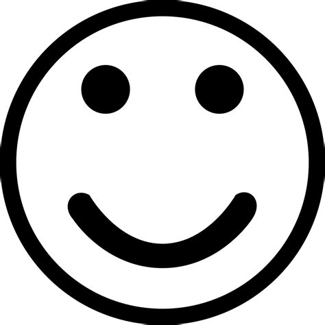 Smile Svg Png Icon Free Download (#203224) - OnlineWebFonts.COM
