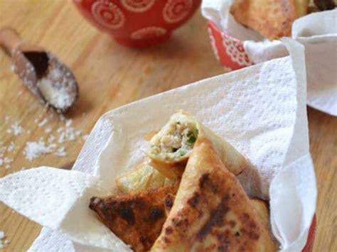 cuisine du frigo recettes de samossa