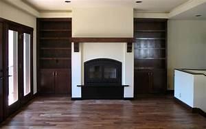 Simple, Fireplace, Design, On, Custom