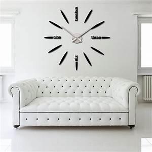 Using Wall Clock for Home Decoration - Ward Log Homes