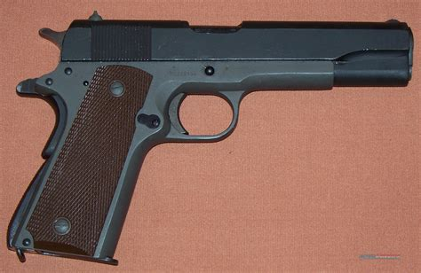 Colt Government Model Military 1911a1 45 Acp R For Sale