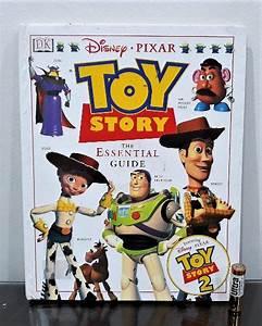 Disney Pixar  U0026quot Toy Story U0026quot  The Essential Guide Hardcover