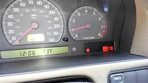 1998 Volvo V70 Flashing Check Engine Light