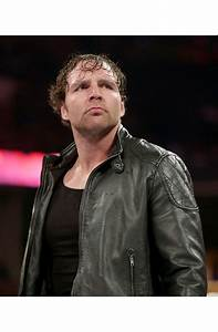 David Size Chart Dean Ambrose Jacket Wwe Leather Jacket
