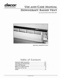 Rv30 Manuals