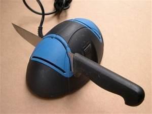 Elektrisches Messer Test : g elektrisches messerschleifger t sch rfger t f r alle messer ohne wellenschliff kaufen bei ~ Orissabook.com Haus und Dekorationen