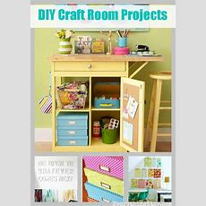 7 Simple Diy Projects For Your Craft Room