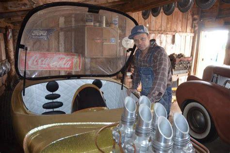 Canning Custom Car Builder Wins International Acclaim For