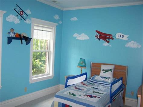 cool airplane themed bedroom ideas  boys rilane