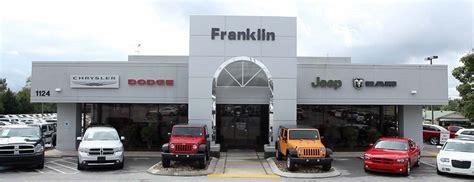 Dodge Of Franklin by About Franklin Chrysler Dodge Jeep Ram Dealership