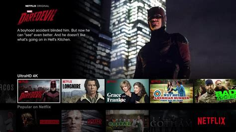 Xbox One Netflix App Update Adds 4k And Hdr Support