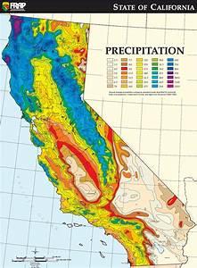 Marc Valdez Weblog: Cool California Precipitation Map
